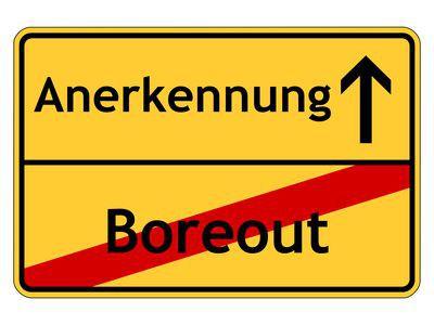 Boreout - krank durch Unterforderung