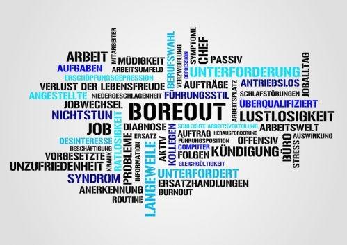 Wie entstehen Unterforderung und Langeweile und somit die Gefahr von Boreout?